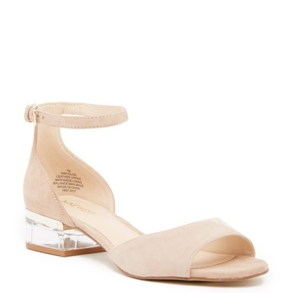 top quality super service 50% off Nine West Sandals NWT